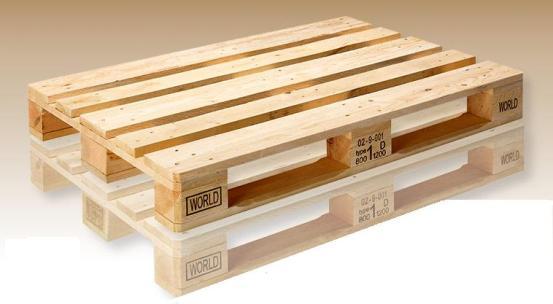 Palets nuevos materiales de construcci n para la reparaci n - Tamano palet europeo ...